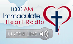 Listen to Immaculate Heart Radio Live